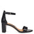 Pruce Ankle Strap Block Heel Sandals