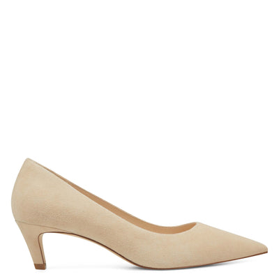Quan Pointy Toe Pumps