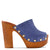 Shaya Heeled Clog Sandals