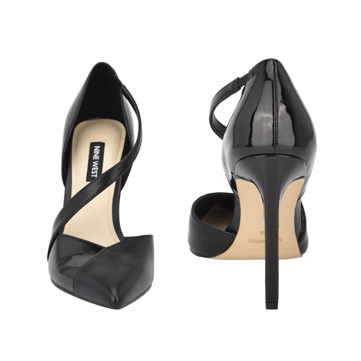 Tinley Asymmetrical Pumps