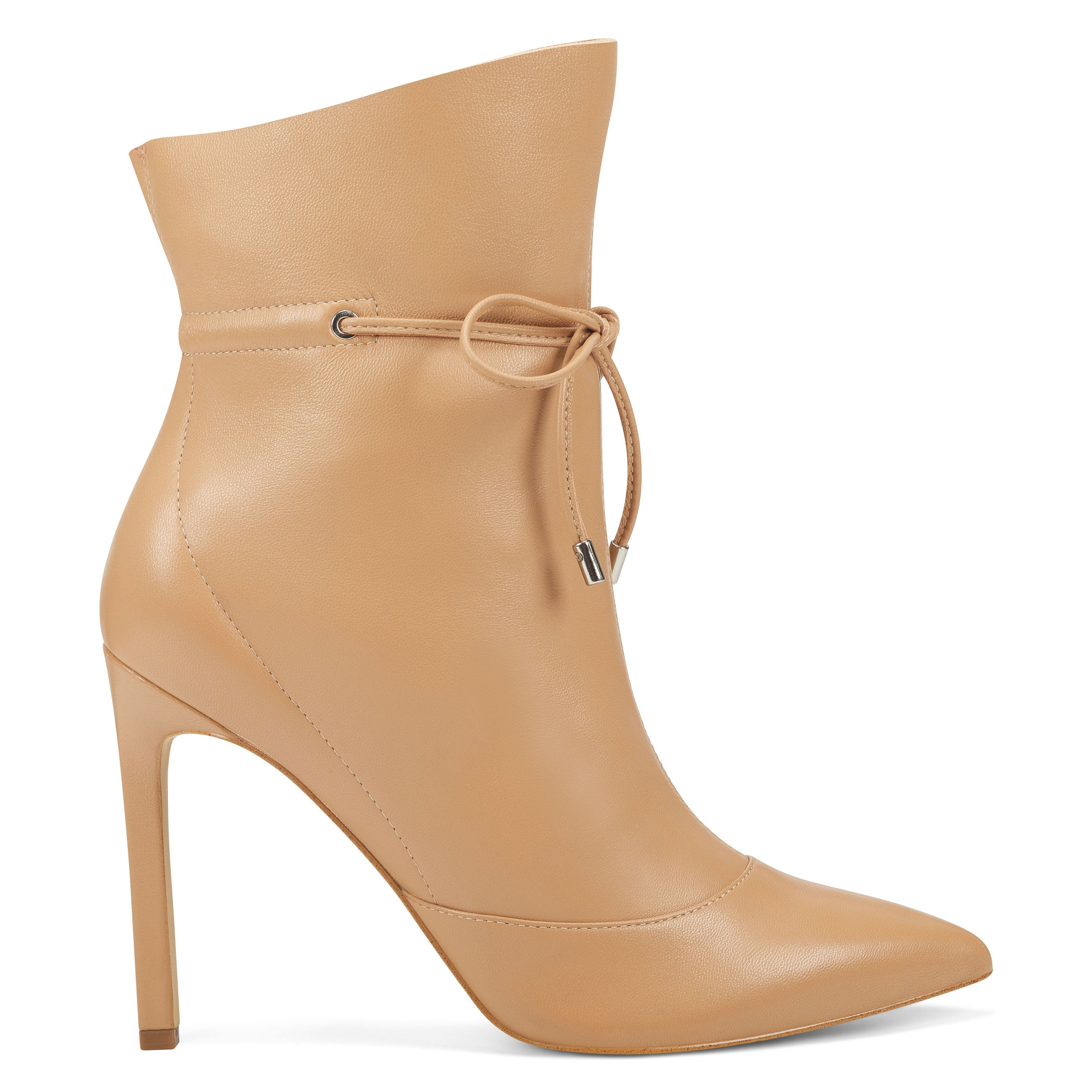NINEWEST Tirzah Pointy Toe Dress Booties