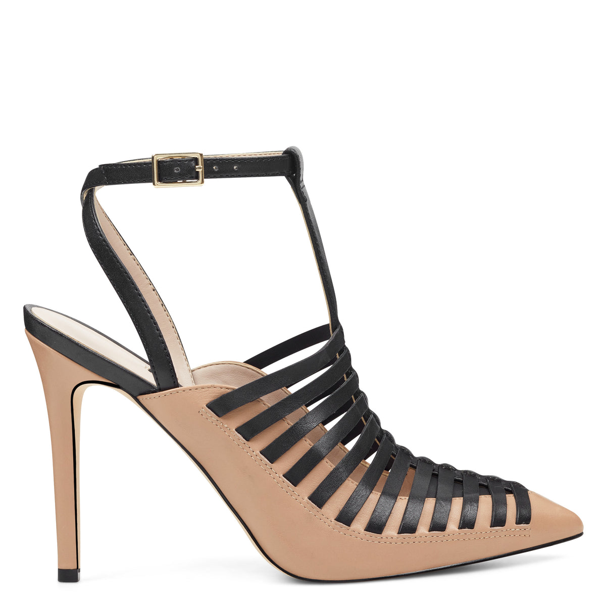 Tlank Strappy Pumps