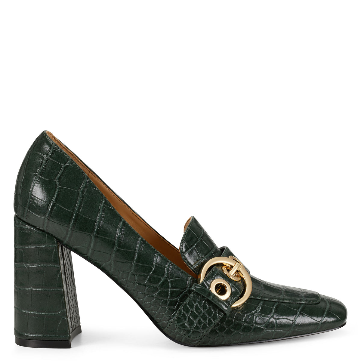 Urila Heeled Loafers