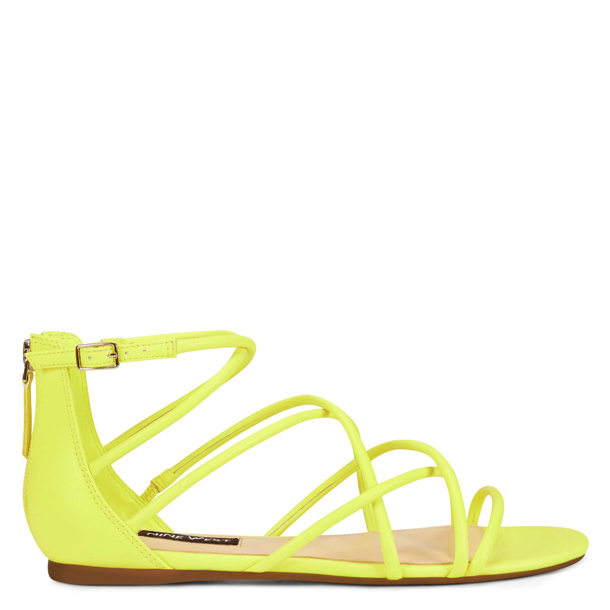 Whisper Flat Strappy Sandals