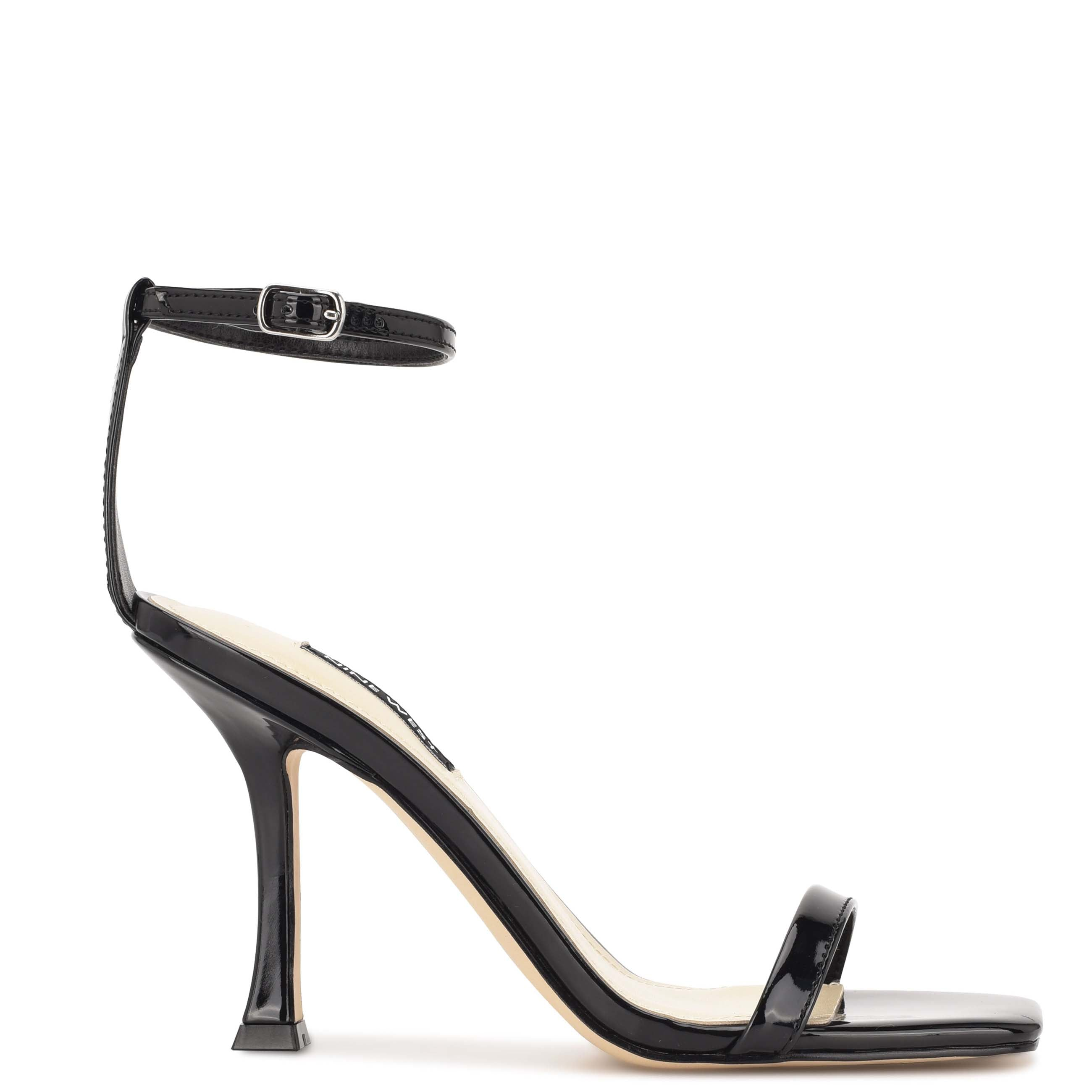 NINEWEST Yess Ankle Strap Sandals