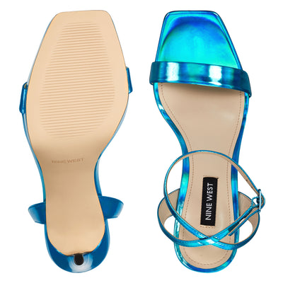 Zadie Ankle Strap Sandals