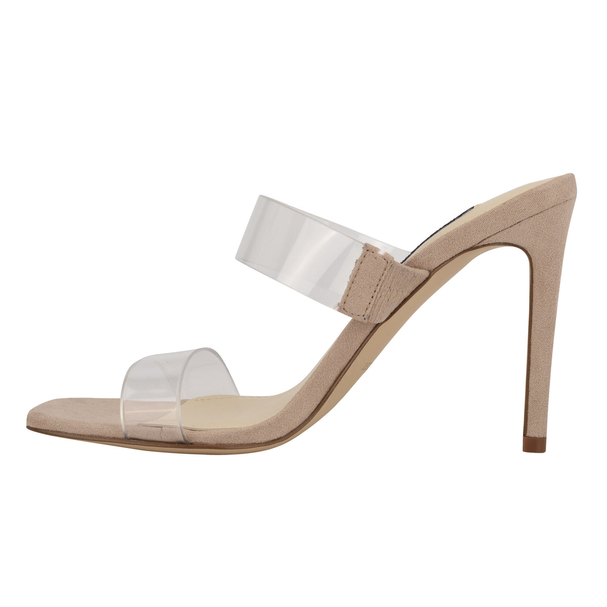 Zarley Heeled Slide Sandals