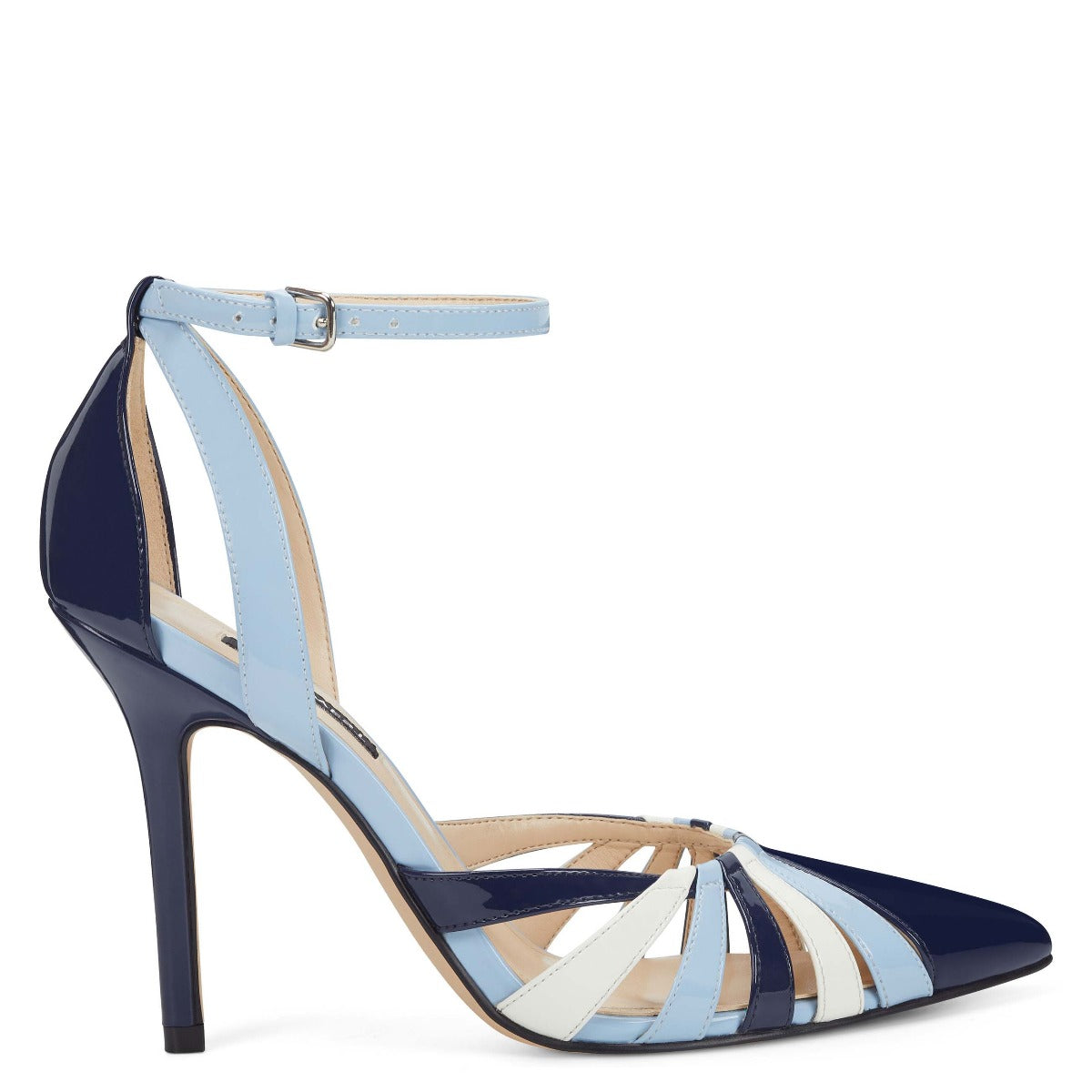 Bekki Ankle Strap Pumps