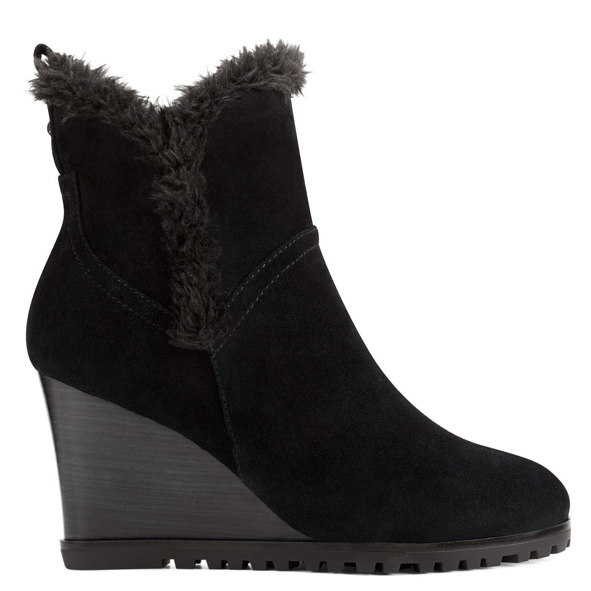 Cici wedge bootie