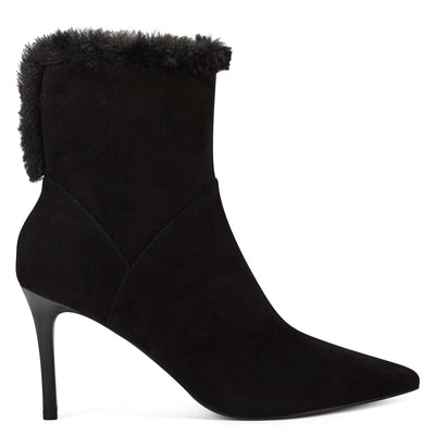 Fhani pointy toe bootie