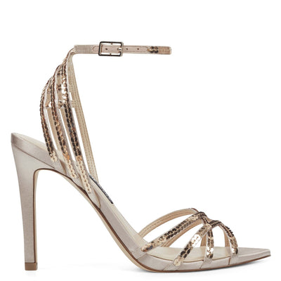 Ivonne Ankle Strap Sandals