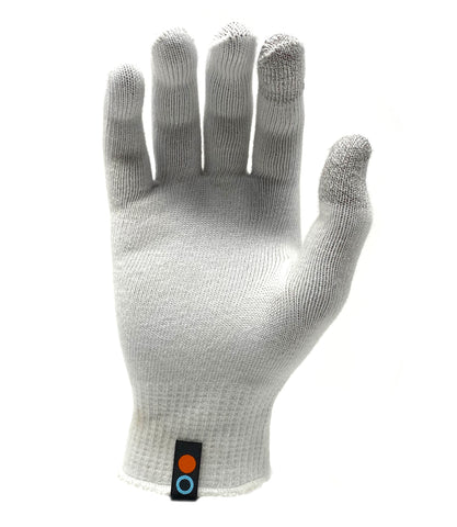 Small- BlocAid™ Gloves (White) MADE FOR YOUTH