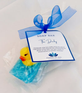 The Ducky Soap by The Power of YOU