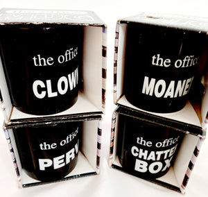 The office Mugs