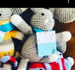 Rare Bear- Add On R50 donated to Rare Diseases