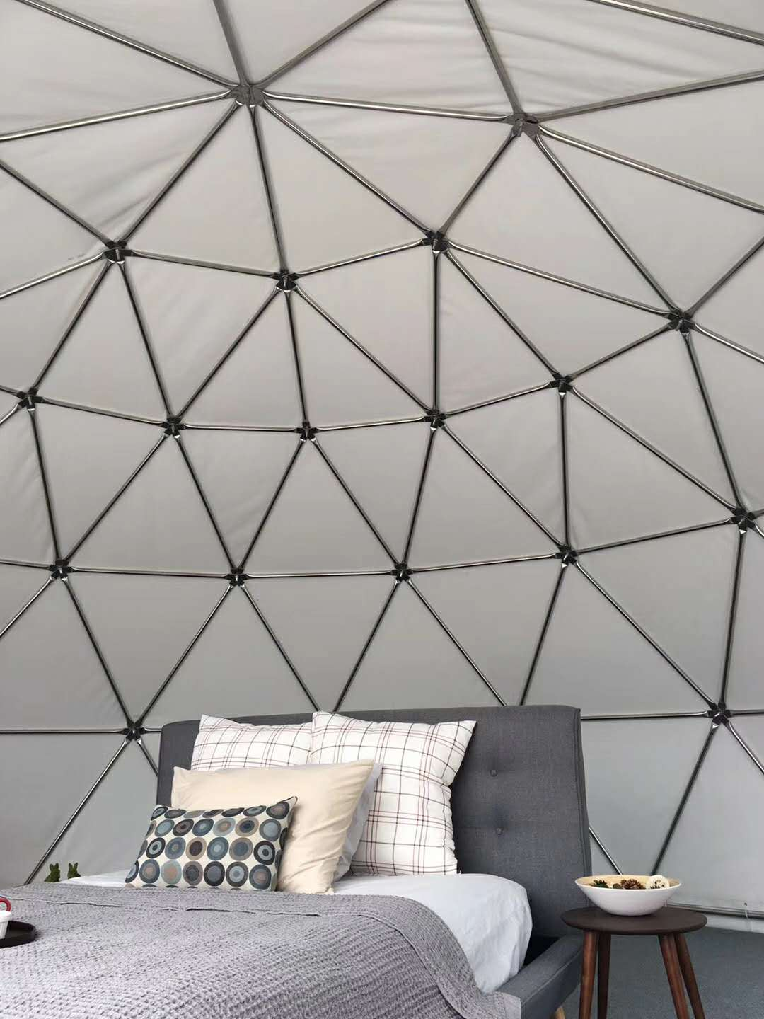 8 Meter Geodesic Dome