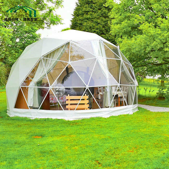 Geodesic Dome 12 meters diameter