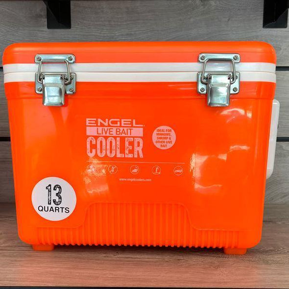 Engel Coolers | High-Vis Drybox/Coolers with aerator - Taps and Tackle Co.