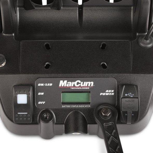 Marcum® | M5Li Lithium Combo Flasher - Taps and Tackle Co.