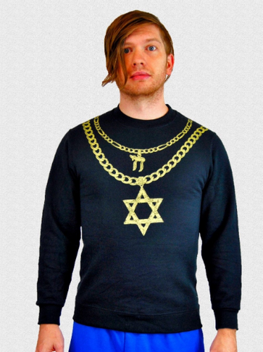 JEW CHAINZ two chainz hanukkah sweater