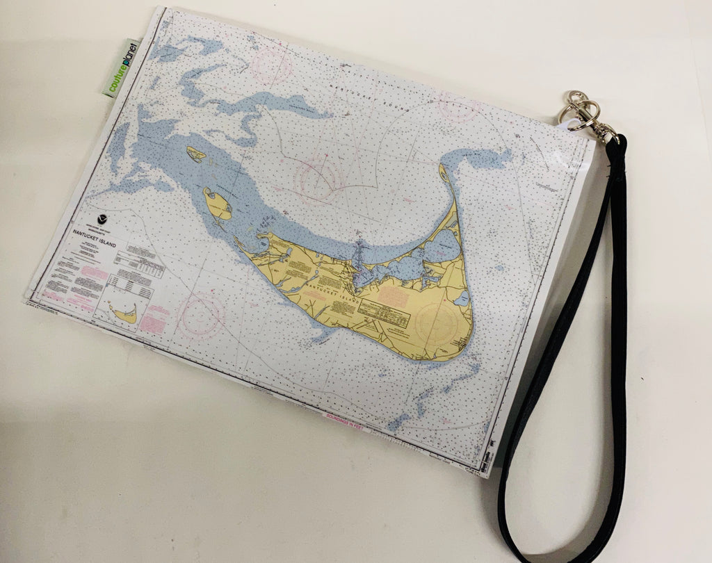 Cape Cod & Nantucket Wristlet - 1 Left!