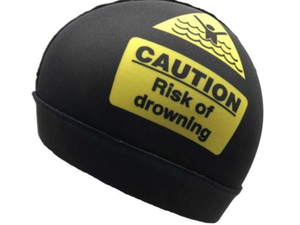 Caution Wave Cap