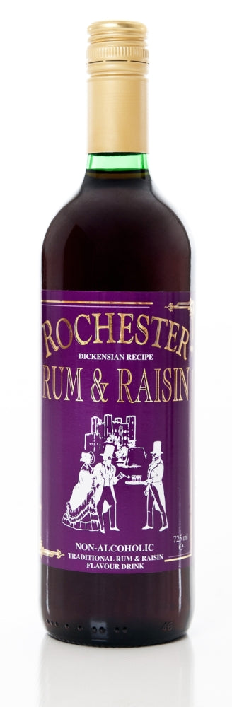 Rochester Rum & Raisin Non-Alcoholic drink