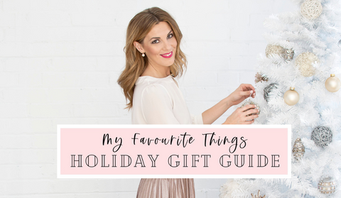 My Favourite Things Holiday 2020