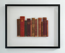 Load image into Gallery viewer, Floating Library - Red Vintage Poetry