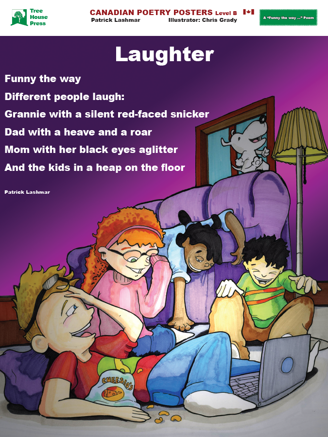 A Funny the Way Poem - Laughter