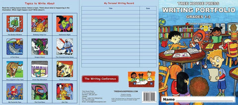 Image of Writing Portfolio Grades 1-3