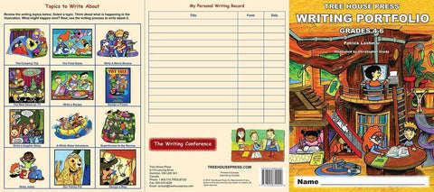 Image of Writing Portfolio Grades 4-6