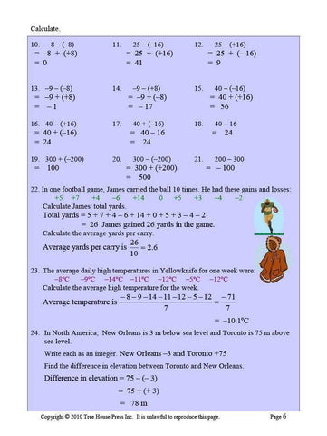 Applied Math 9 Answer Book (Download)