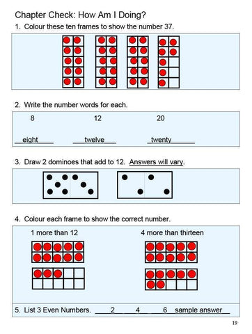 Canadian Math 2 Answer Book (Download)