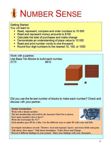 Image of Ontario Math 4 (Download)