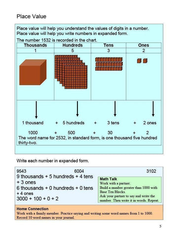 Ontario Math 4 Answer Book (Download)