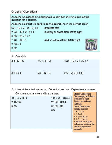 Image of Canadian Math 6 (Download)