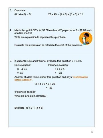 Image of Ontario Math 7