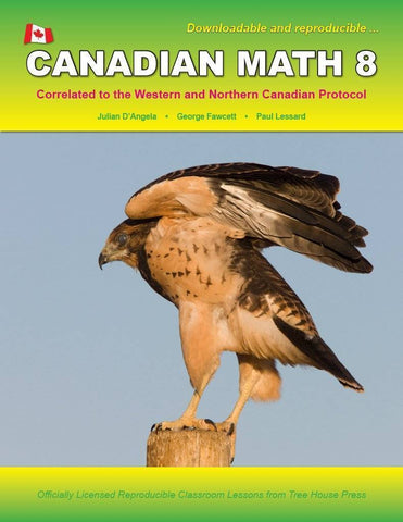 Image of Canadian Math 8 (Download)