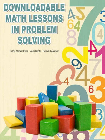 Image of Downloadable Math Lessons in Problem Solving