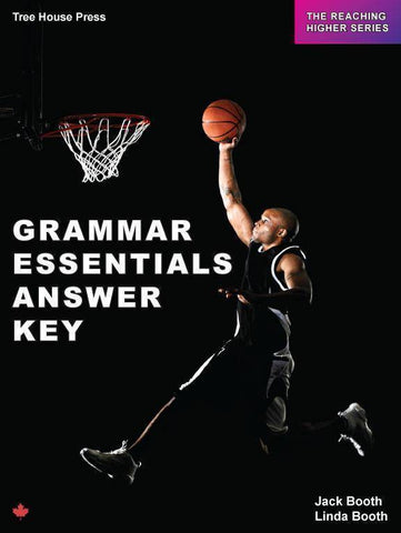 Image of Grammar Essentials Answer Key
