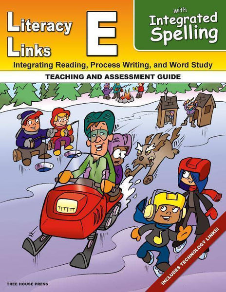 Literacy Links E Teaching and Assessment Guide