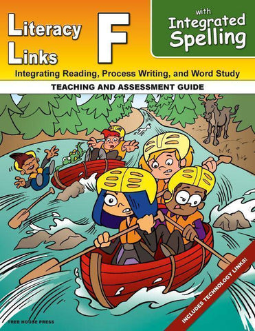 Literacy Links F Teaching and Assessment Guide