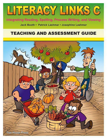 Image of Literacy Links C Teaching and Assessment Guide