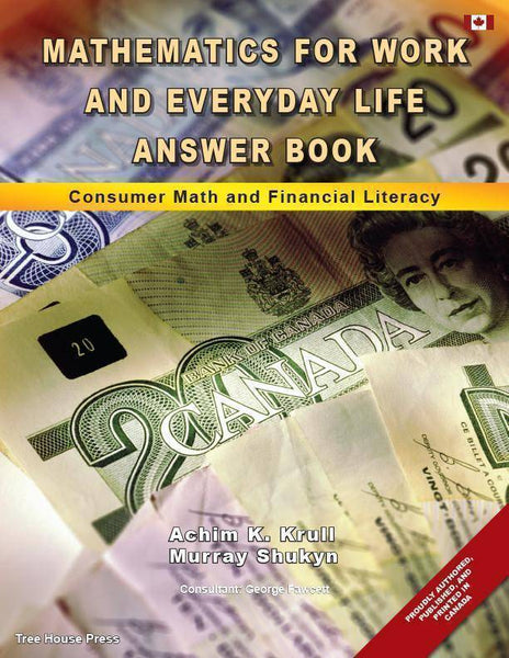 Mathematics for Work and Everyday Life Answer Book (Download Only)