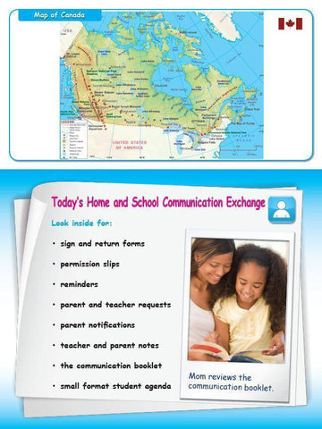 My Home and School Connection Portfolio