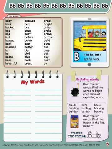 Image of My Personal Word Book Level A
