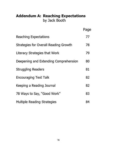 Ontario Reading 2 Teaching and Assessment Guide