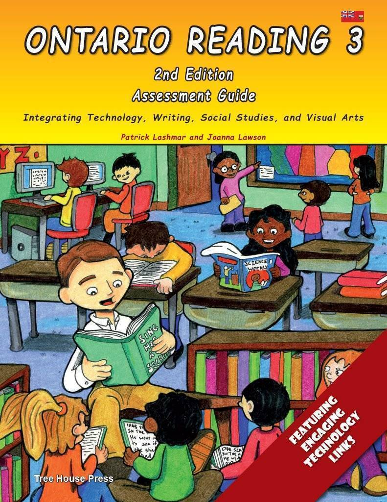 Ontario Reading 3 2nd Edition Assessment Guide