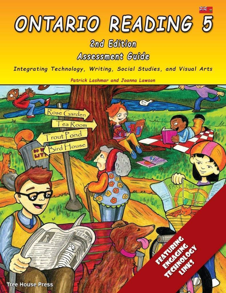 Ontario Reading 5 2nd Edition Assessment Guide